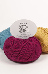 Garnstudio DROPS Cotton Merino