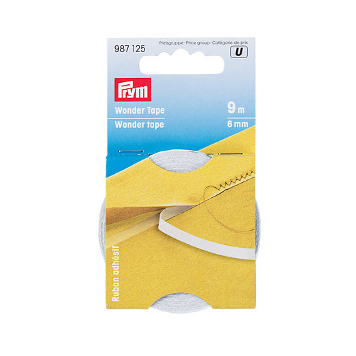 Prym Wonder Tape -teippi 6 mm