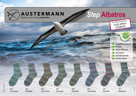 Austermann Step 4 Albatros