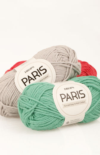 Garnstudio DROPS Paris
