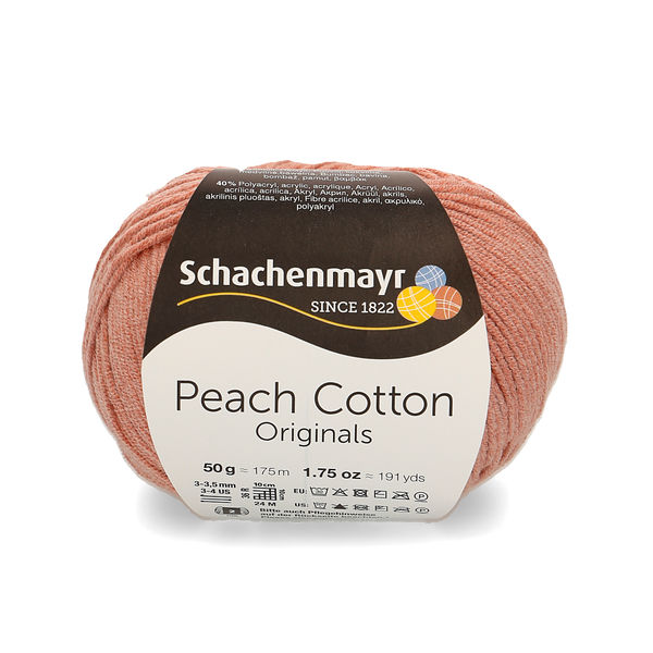 Schachenmayr Peach Cotton
