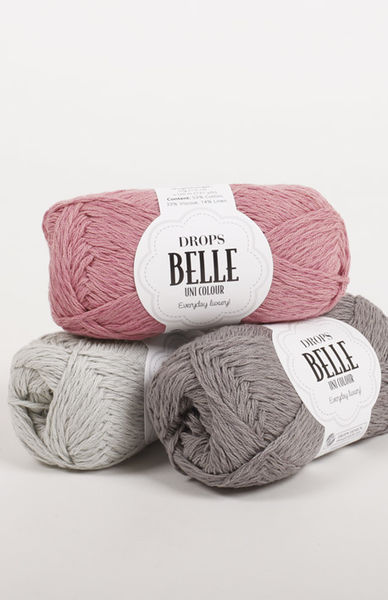 Garnstudio DROPS Belle
