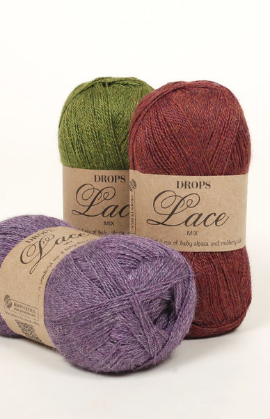 Garnstudio DROPS Lace